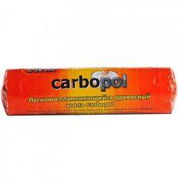 Carbopol 35 mm-es vízipipa szén - 10 db/csomag