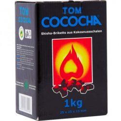 Tom Cococha Blue vízipipa szén - 1 kg