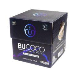 Bucoco vízipipa szén - 1 kg