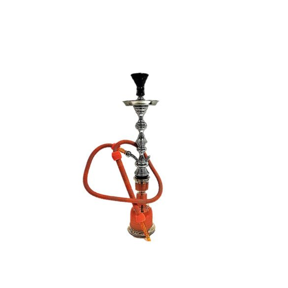 Top Mark vízipipa - 82 cm - Narancssárga