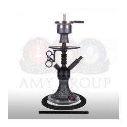 Amy Deluxe 072.03 Antique Berry Mini vízipipa - Black