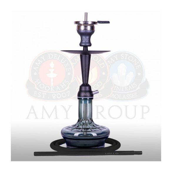 Amy Deluxe 005.02 UNIO vízipipa - Black