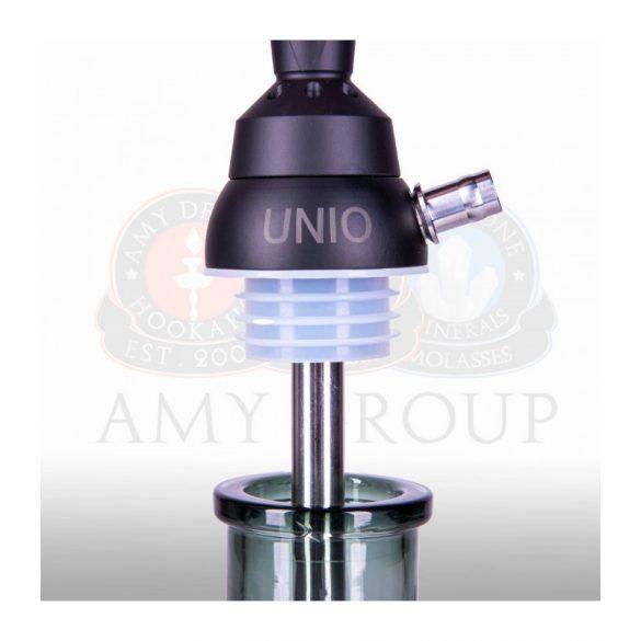 Amy Deluxe 005.02 UNIO vízipipa - Clear
