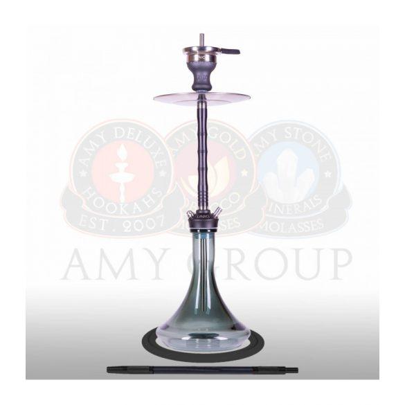 Amy Deluxe 006.01 UNIO vízipipa - Black