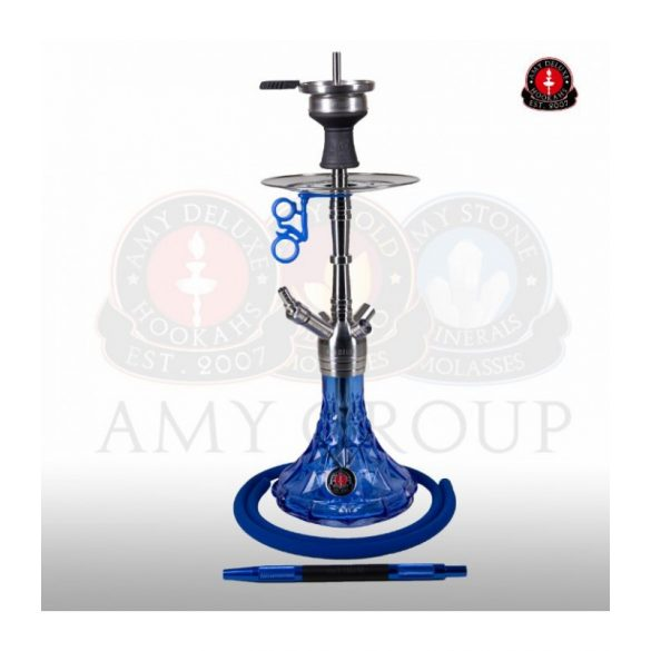 Amy Deluxe SS20.02 Little Trilliant vízipipa - Blue