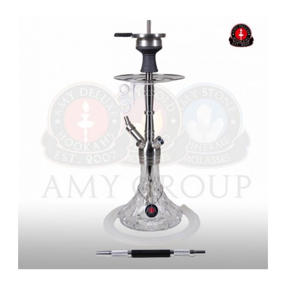 Amy Deluxe SS20.02 Little Trilliant vízipipa - Clear