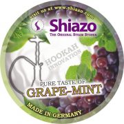 Shiazo - Szőlő-Menta - 100 g