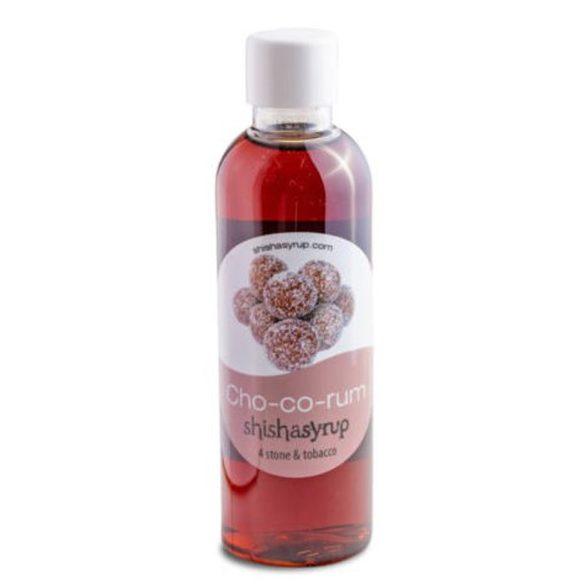 Shishasyrup - Csokoládé, Kókusz és Rum