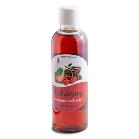 Shishasyrup - Jamaikai Cseresznye
