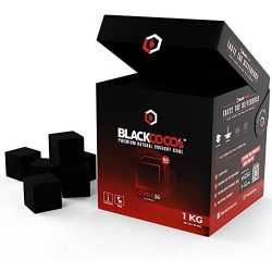 Black Cocos vízipipa szén - 1 kg