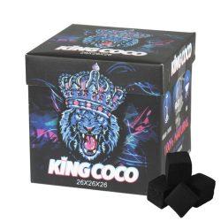 King Coco vízipipa szén - 1 kg
