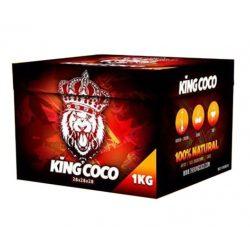 King Coco XL vízipipa szén - 1 kg
