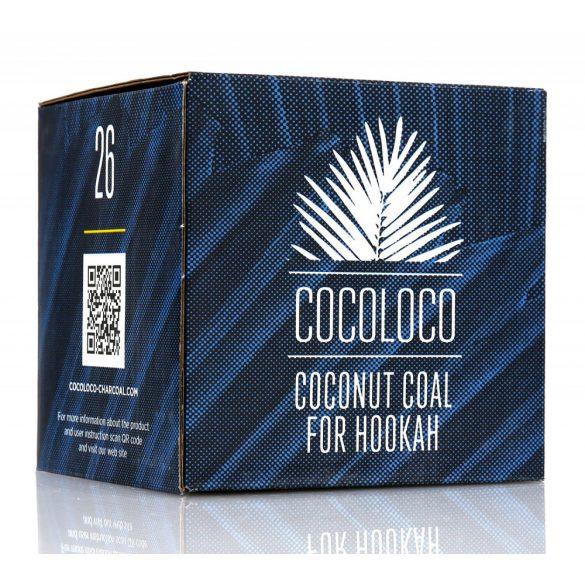 Cocoloco vízipipa szén - 1 kg