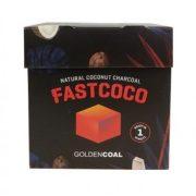 Fastcoco vízipipa szén - 1 kg