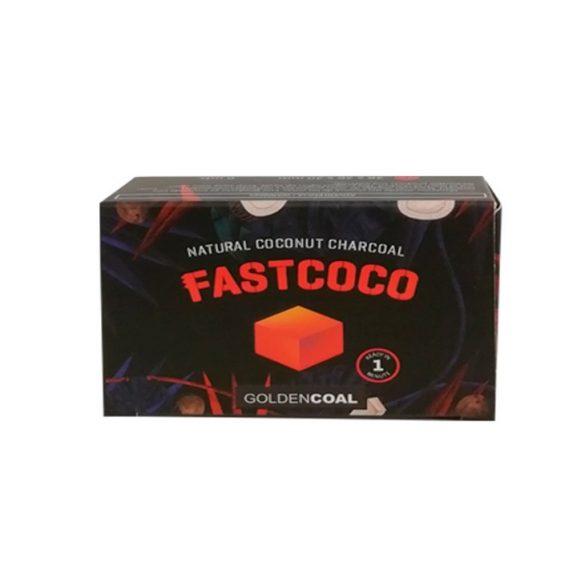 Fastcoco vízipipa szén - 6db