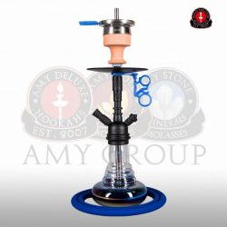 Amy Deluxe 060.03R Baby Cloud R vízipipa - Blue