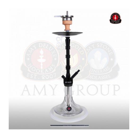 Amy Deluxe 069.01 Alu Lima vízipipa - Clear