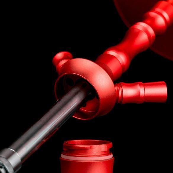 Aladin vizipipa - Alux - Model 1 - Red