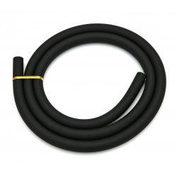 AO Soft-Touch szilikon cső - Fekete