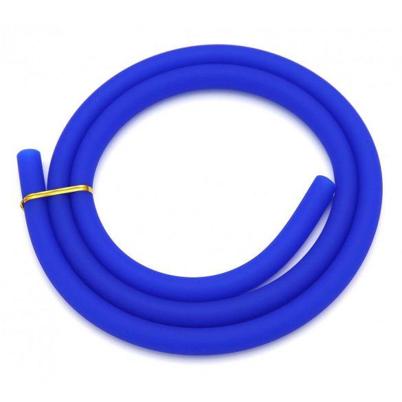 AO Soft-Touch szilikon cső - Kék