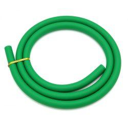 AO Soft-Touch szilikon cső - Zöld