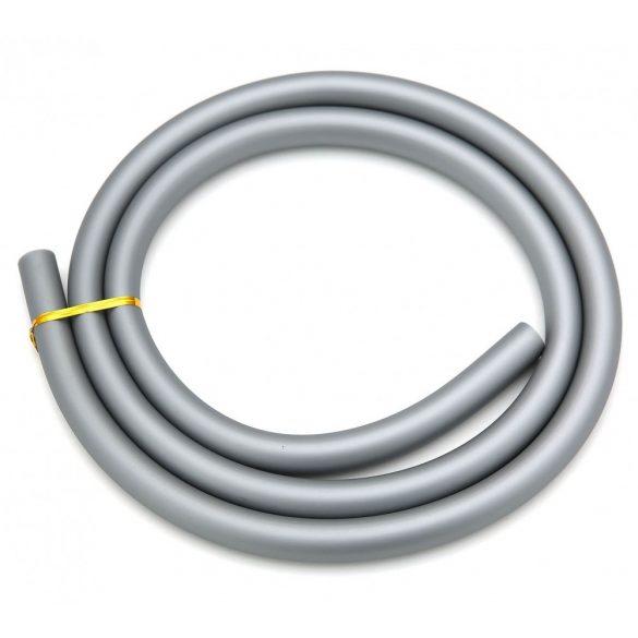 AO Soft-Touch szilikon cső - Ezüst