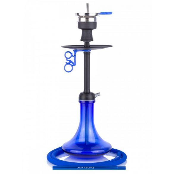 Amy Deluxe 121.02 Alu Sleek S vízipipa - Blue