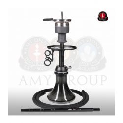 Amy Deluxe 116.03 Alu Mini Bag vízipipa - Black