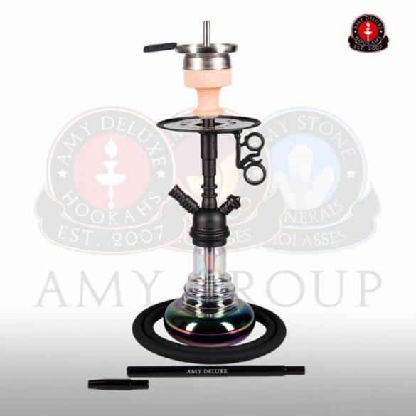 Amy Deluxe 060.03R Baby Cloud R vízipipa - Black