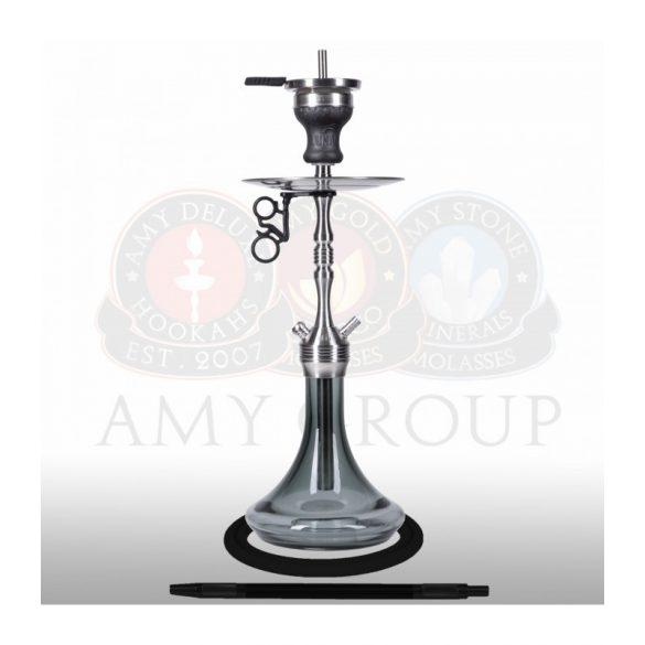Amy Deluxe 002.02 UNIO vízipipa - Black