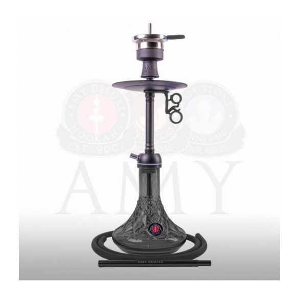 Amy Deluxe 120.02 Alu Joy S vízipipa - Black