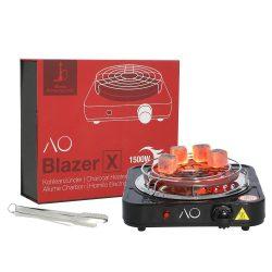 AO Blazer X elektromos szénizzító - 1500W