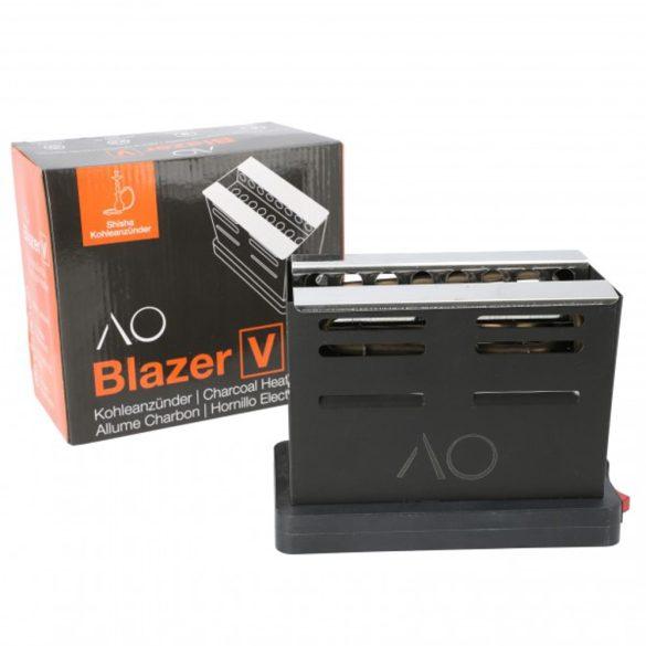 AO Blazer V elektromos szénizzító
