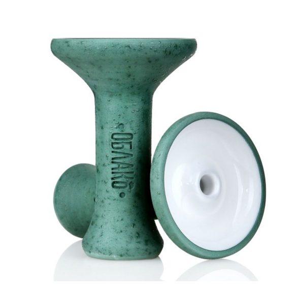 Oblako Phunnel dohánytölcsér - M - Mono Glazed Green