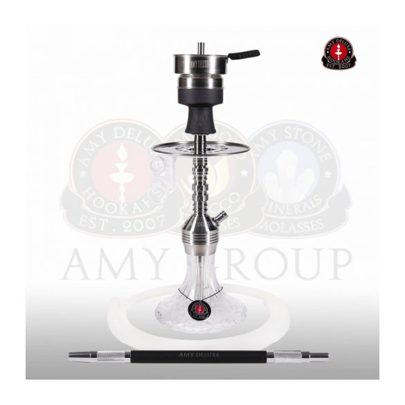 Amy Deluxe 115.03 Xpress Class Mini vízipipa - Clear