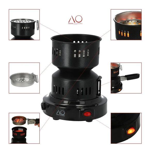 AO Blazer T elektromos szénizzító - 650 W